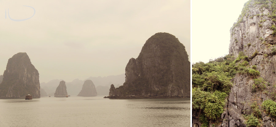 Halong Bay Vietnam Wedding Photographer: Landscape