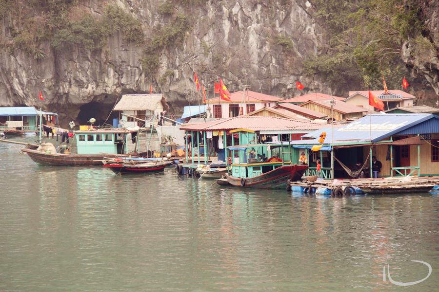 Halong Bay Vietnam Wedding Photographer: Village