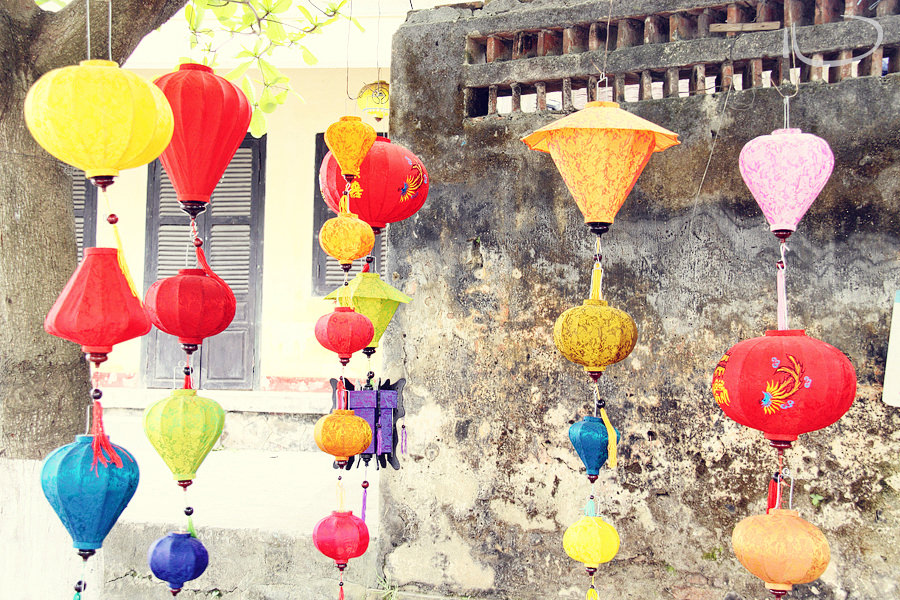Street Photographer: Lanterns