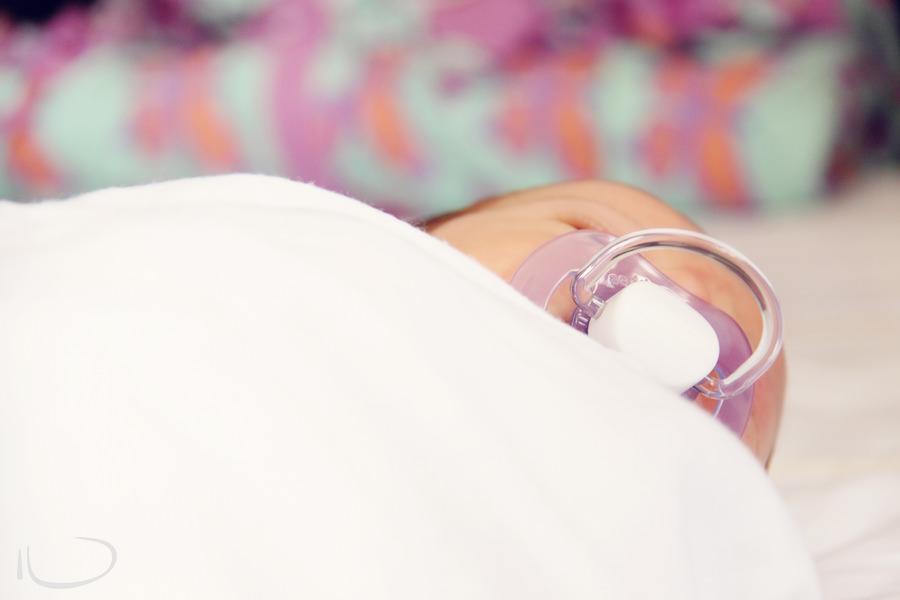 Brisbane Newborn Photographer: Sleeping newborn