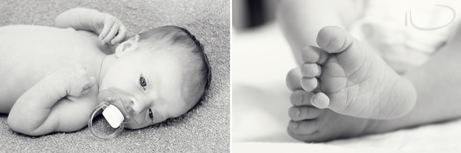 Brisbane Newborn Photographer: 5 day old baby