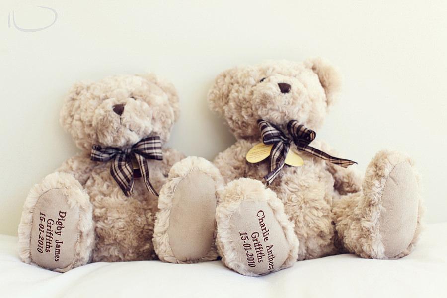 Alice Springs Baby Photographer: Birthday teddy bears