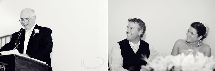 Otway Estate Barongarook Victoria Wedding Photographer: Speeches