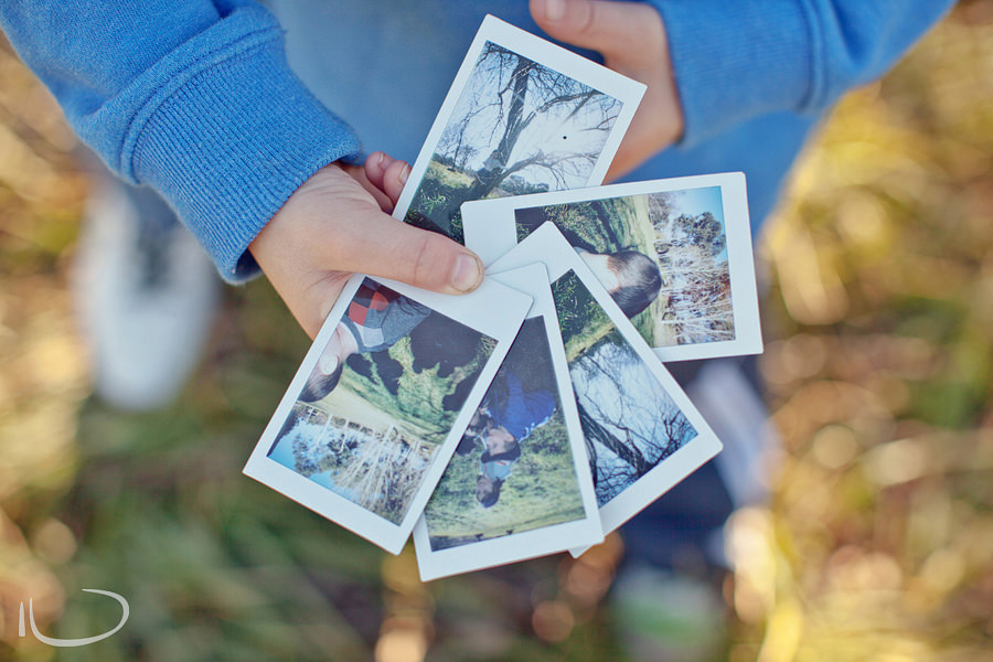 Canberra Family Photographer: Instax photos