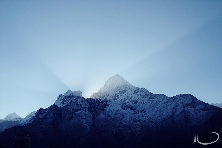 Nepal Travel Photographer: Khumjung