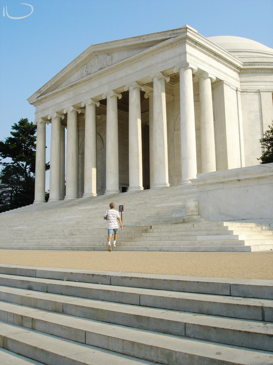 Washington DC Travel Photographer: Jefferson Memorial