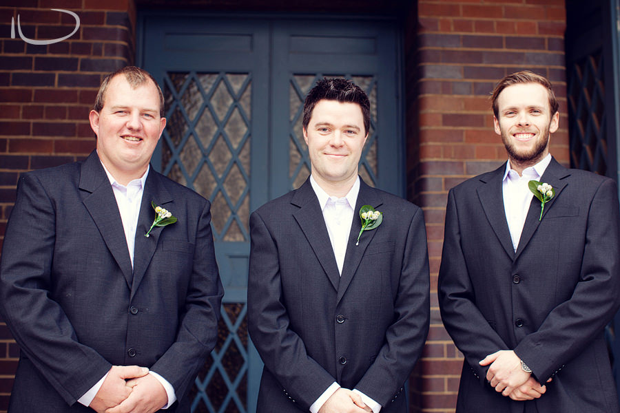 Concord Sydney Wedding Photographer: Groomsmen before ceremony