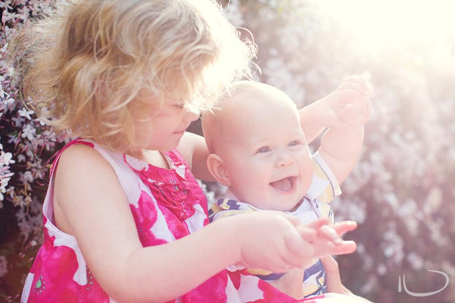 Summer Hill Sydney Child Photographer: Sophie & Aiden