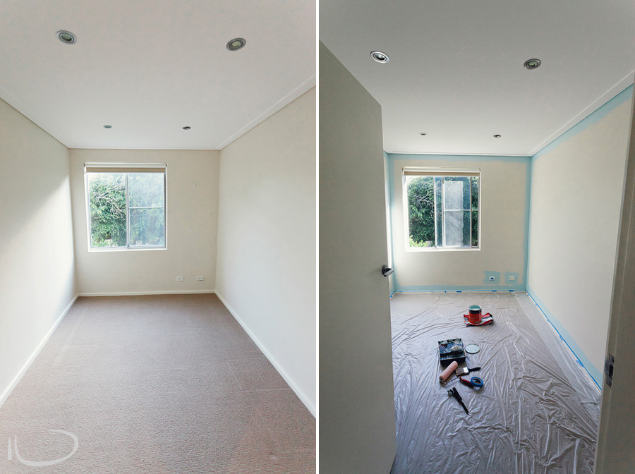 Mona Vale Photographer: Office Renovation - Before