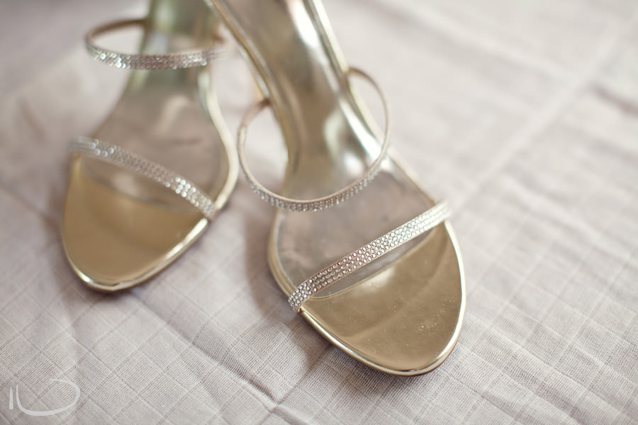 Mudgee NSW Wedding Photographer: Bridal shoes