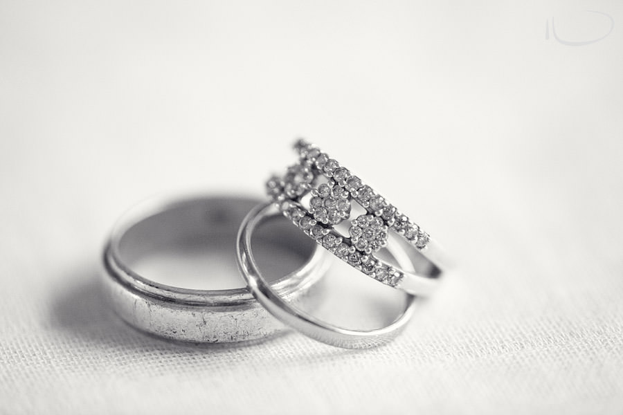 Mudgee NSW Wedding Photographer: Wedding ring macro
