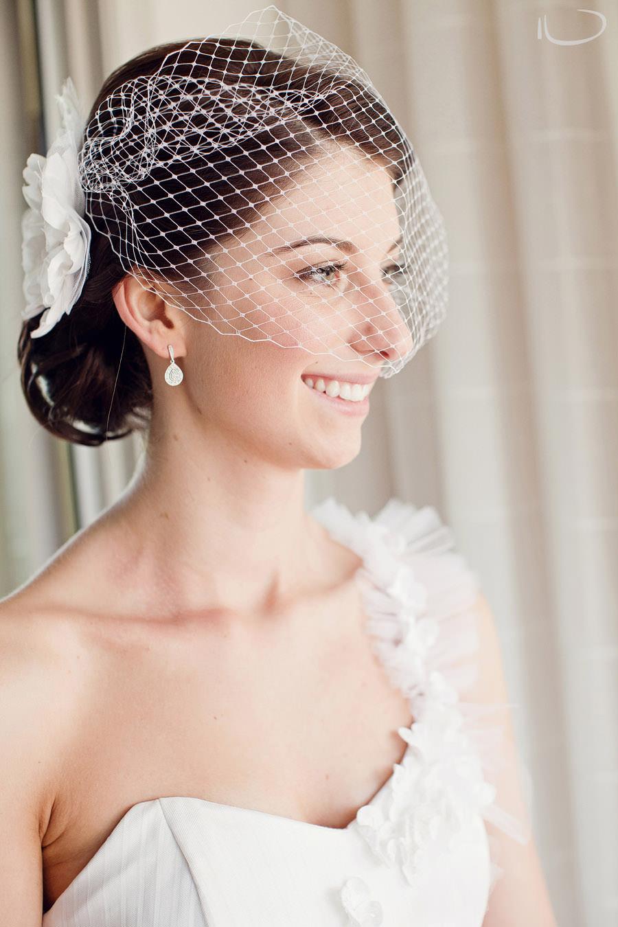 Pokolbin Hunter Valley Wedding Photographer: Bridal portrait