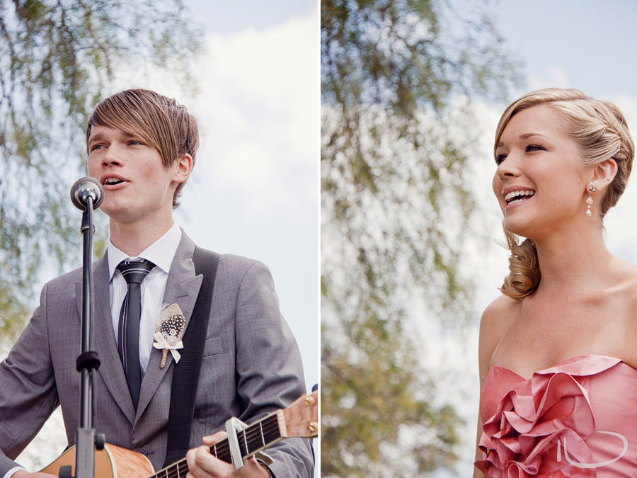 The Vintage Hunter Valley Wedding Photographer: Wedding singers