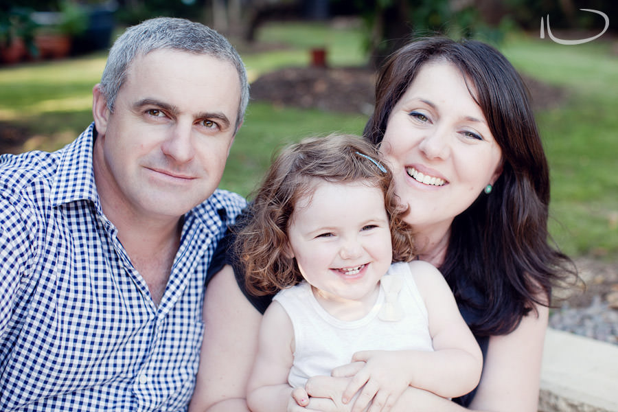 Kurrajong Blue Mountains Sydney Child Photographer: Modern family portrait