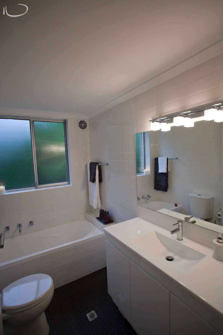Mona Vale Photographer Bathroom Renovation Ugly Duckling Project