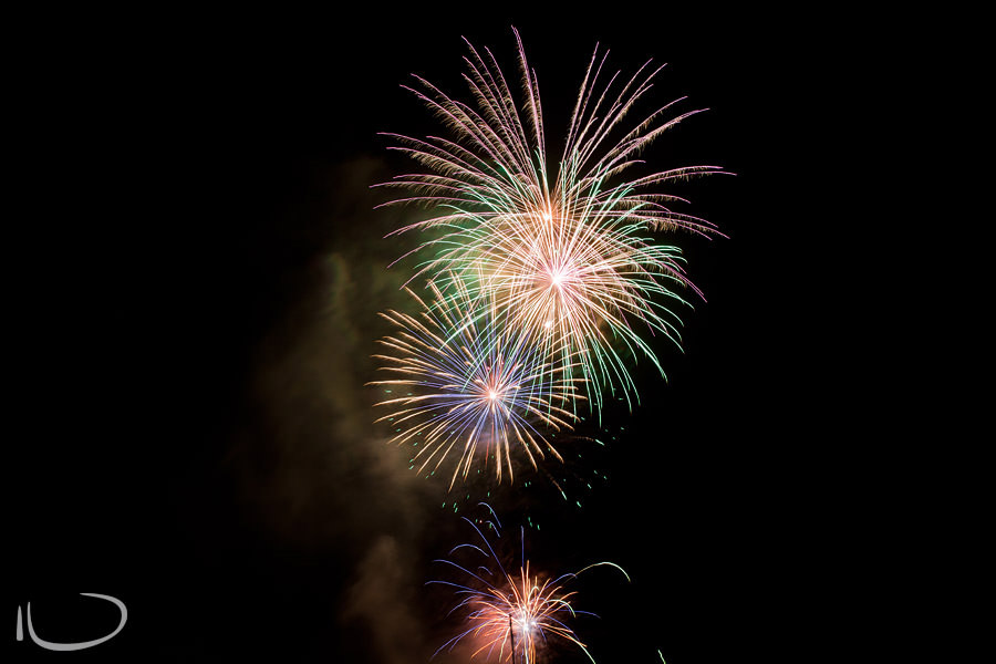 Northern Beaches Sydney Wedding Photographer: Newport New Years Eve Fireworks
