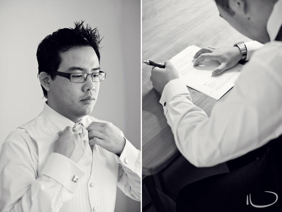 Inner West Wedding Photographer: Best Man writing speech