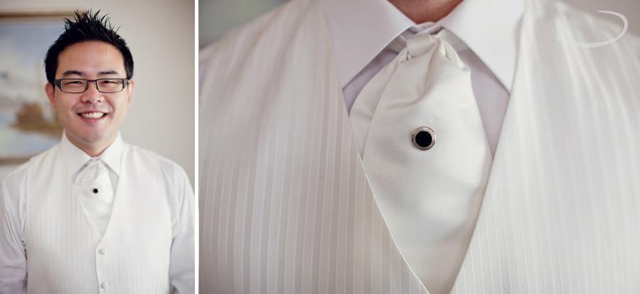 Concord Sydney Wedding Photographer: Groom getting ready