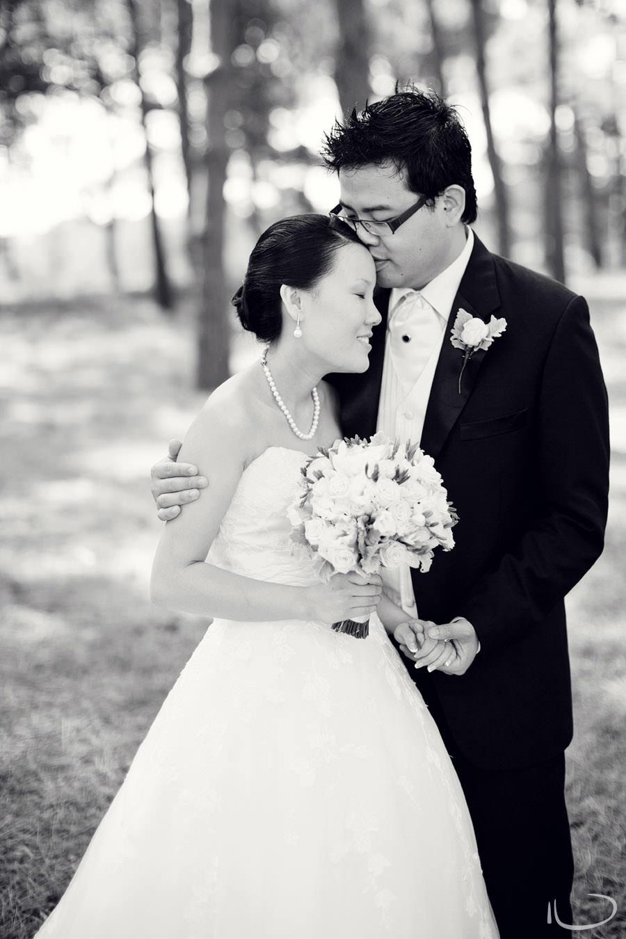 Sydney Centennial Park Wedding Photographer: Bride & Groom