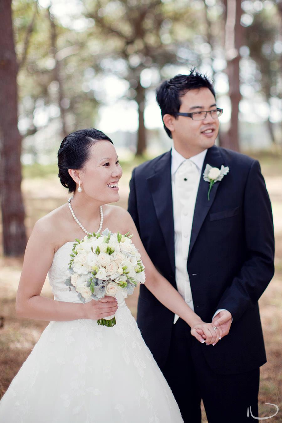 Centennial Park Wedding Photographer: Bride & Groom