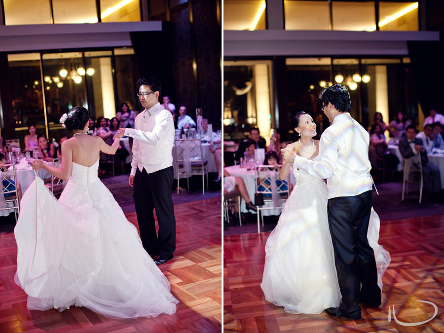 Curzon Hall Wedding Photographer: Bride & Groom first dance