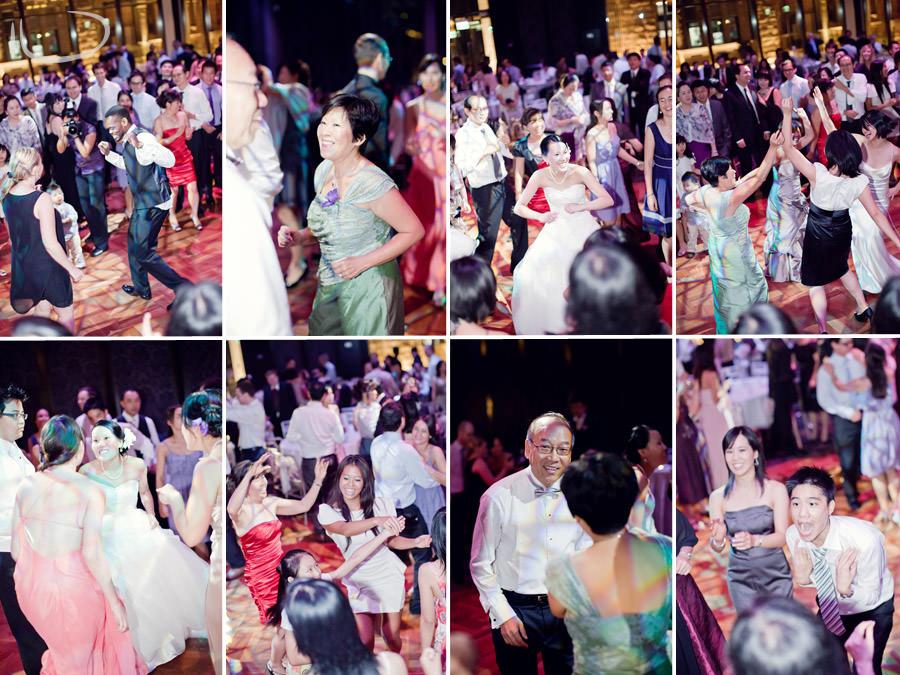 Curzon Hall Marsfield Wedding Photographer: Dancefloor