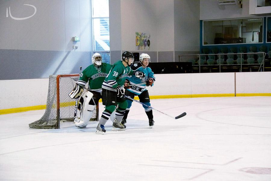 Ice Hockey Sydney Sports Photographer: Game play