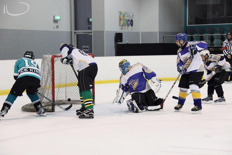 Ice Hockey Sydney Sports Photographer: Goal