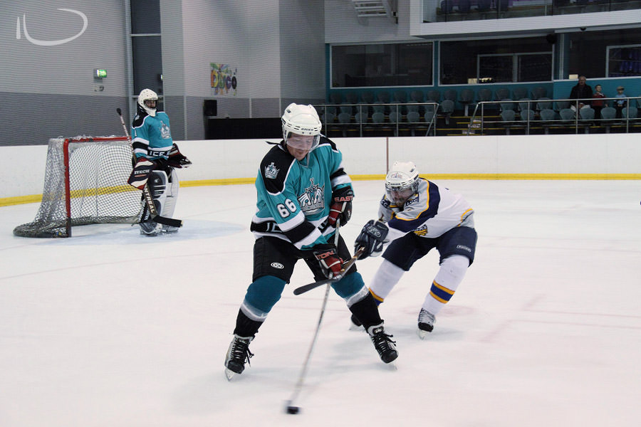 Ice Hockey Sydney Sports Photographer: Game play