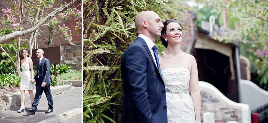 Modern Wedding Photographer: Bride & Groom portraits