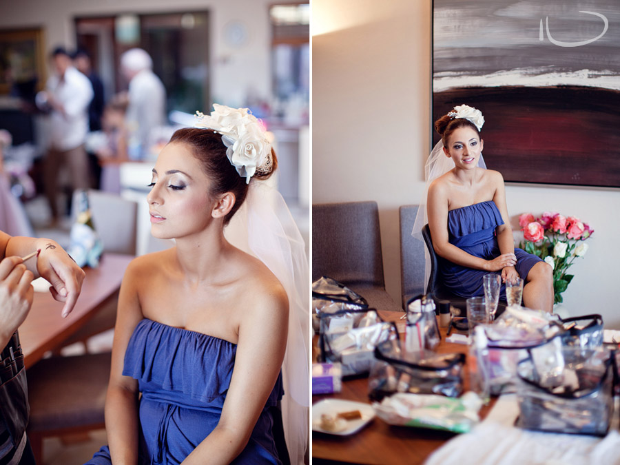 Sydney Wedding Photographer: Bride Getting Ready