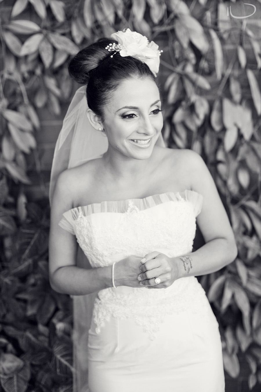 Inner West Wedding Photographer: Bridal Portrait