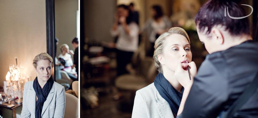 Bowral Wedding Photographer: Bride Make Up