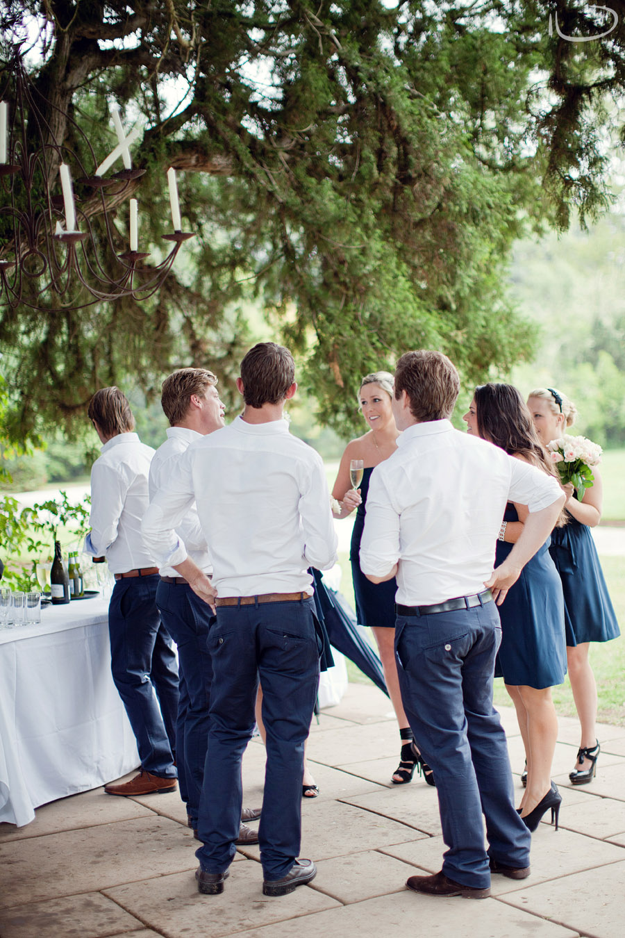 Summerlees Wedding Southern Highlands: Bridal Party