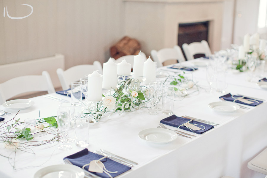 Palm Beach Wedding Photographer: Table Settings