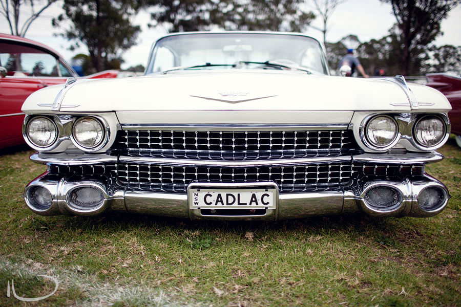 Sydney Car Show Photographer: Cadillac