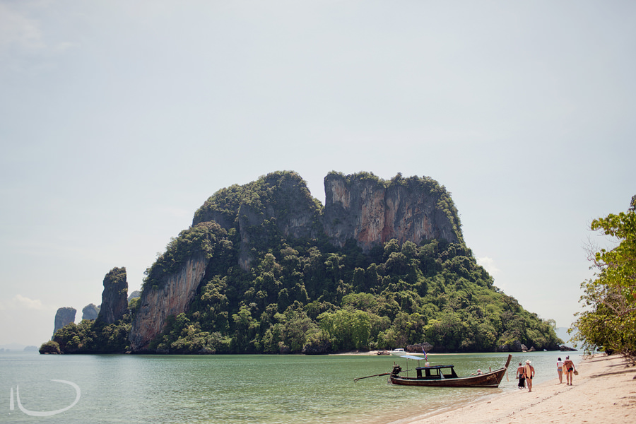Thailand Wedding Photographer: Krabi