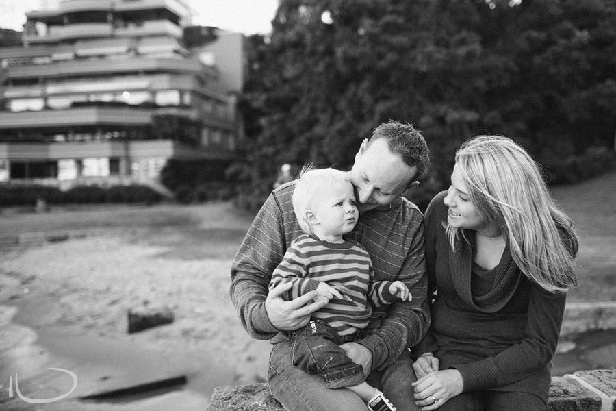 Lavendar Bay Family Photographer: Family portrait