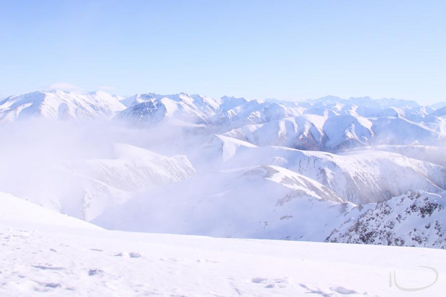 New Zealand Travel Photographer: Mt Hutt, Southern Alps