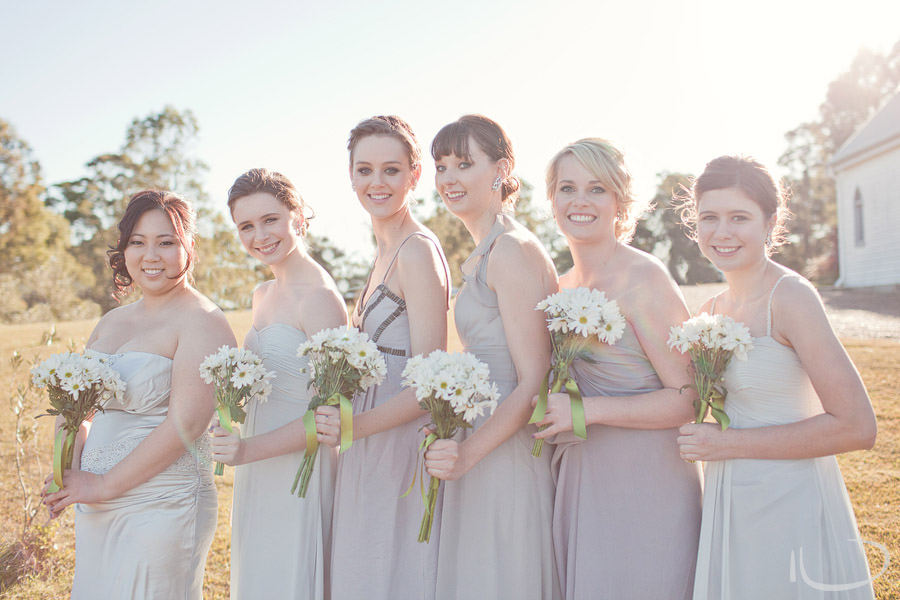 Sydney Wedding Photographer: Bridesmaids