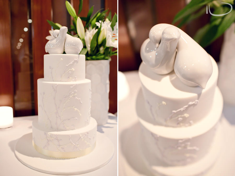 Broke, Hunter Valley: Wedding Cake