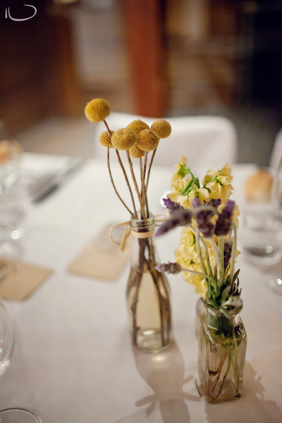 Hunter Valley Wedding Photographer: Table decor
