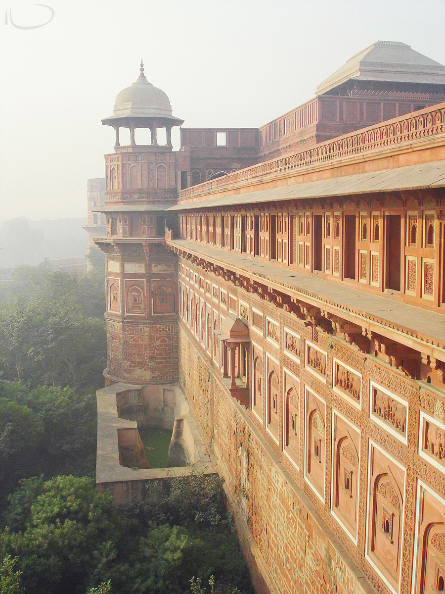 India Travel Photographer: Agra Fort