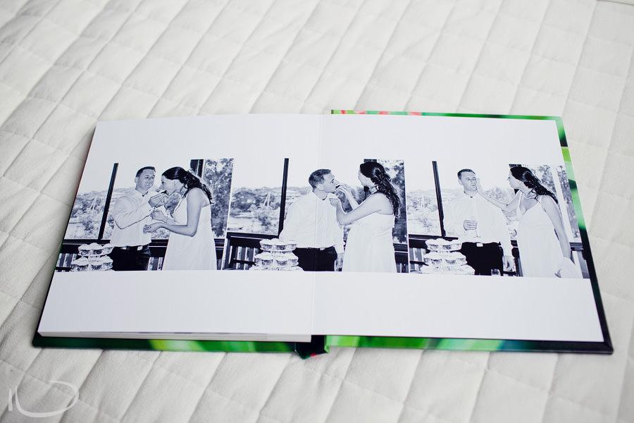 Sydney Wedding Photographer: Minimalist Wedding Album