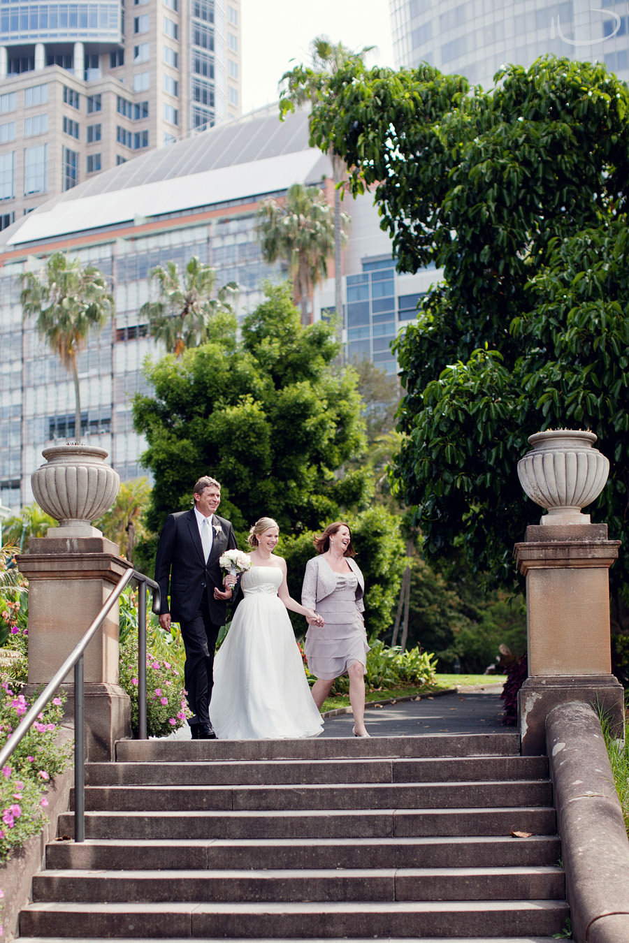 Botanic Gardens Wedding Photographer: