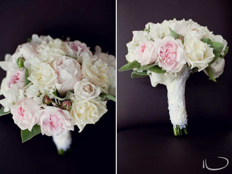 Cronulla Wedding Photographer: Bride's bouquet