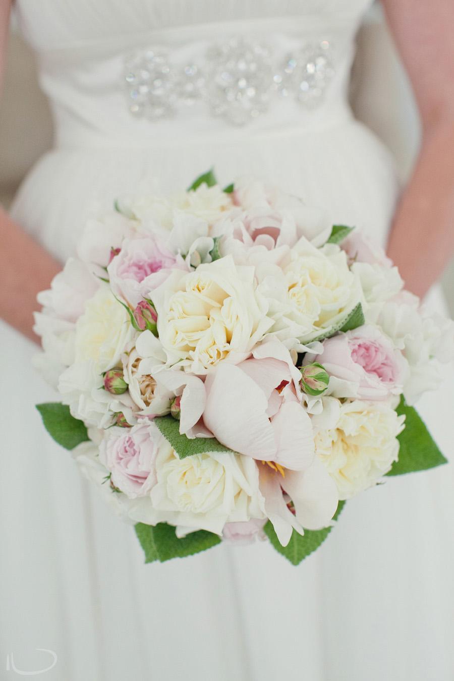 Cronulla Wedding Photographer: Bridal bouquet