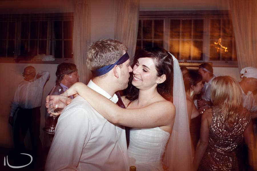 Mosman Wedding Photographer: Bride & groom dancing during reception
