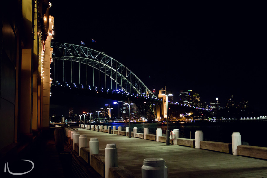 north sydney wedding photographer sydney harbour bridge