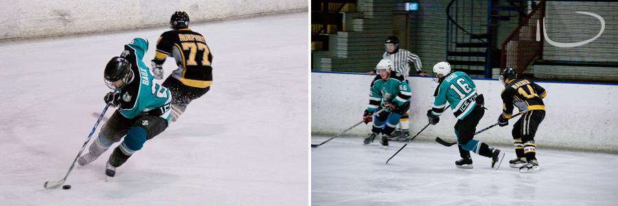 Sydney Ice Hockey Photographer: Game play